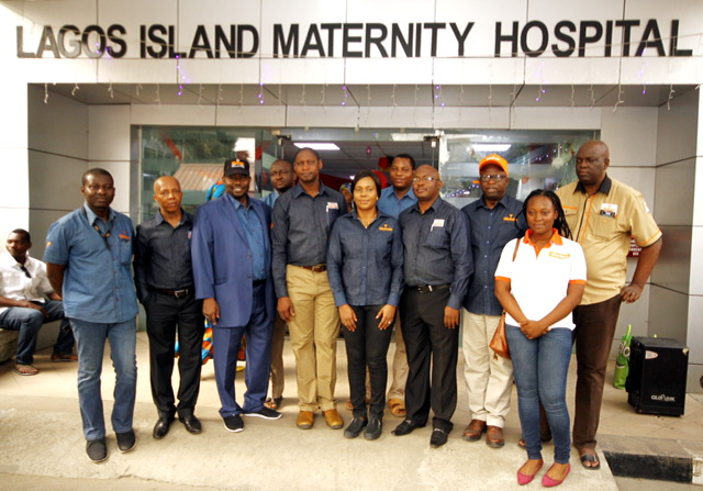 Vitafoam Donates Gifts to New Babies