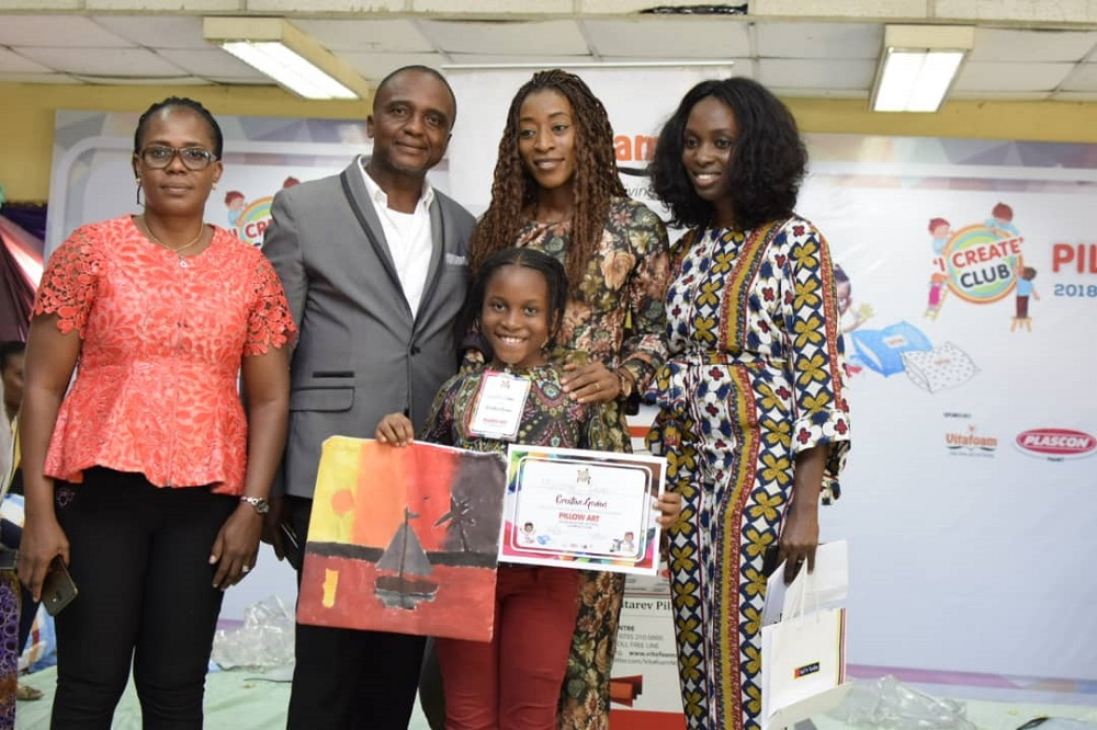 CLUB PARTNERS VITAFOAM TO REWARD 30 CREATIVE PUPILS