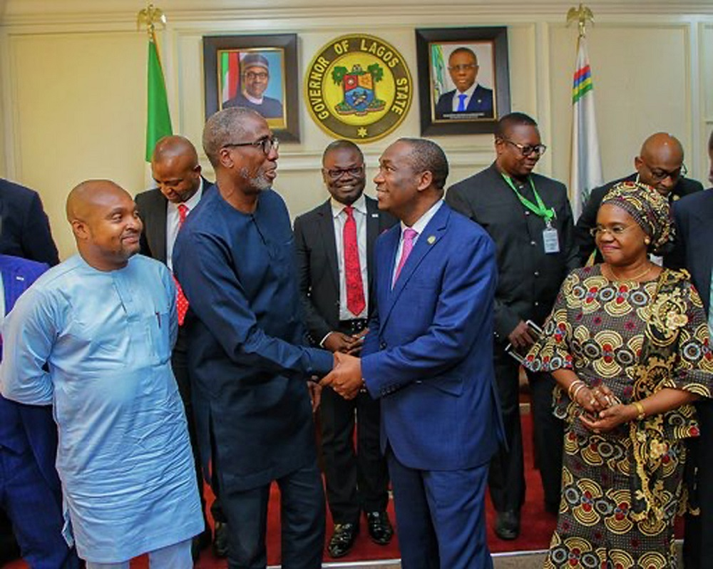 LAGOS, BERGER PAINTS MAY ENTER PARTNERSHIP  ON INFRASTRUCTURE