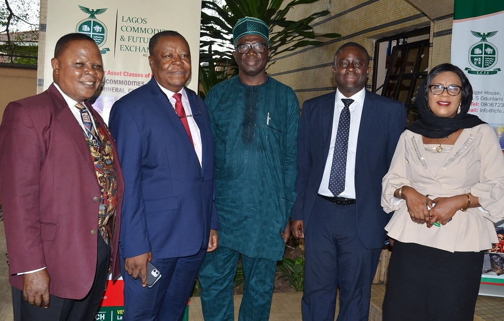 STOCKBROKERS RE-AFFIRM SUPPORT FOR LAGOS COMMODITIES EXCHANGE