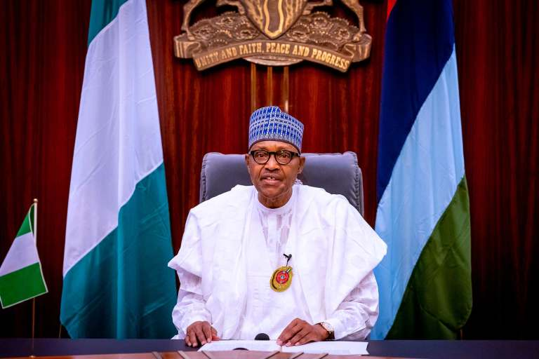 My New Year Message To Nigerians – Buhari