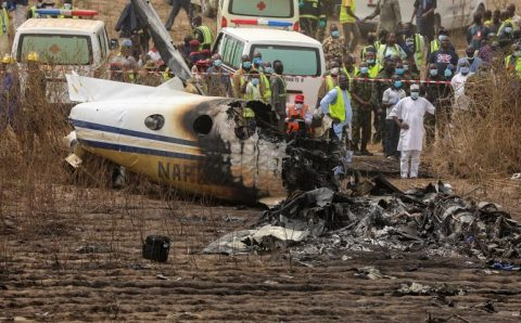 NAF releases names of 7 officers killed in Air Accident