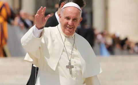 Pope Francis condemns mass abduction of Zamfara Schoolgirls