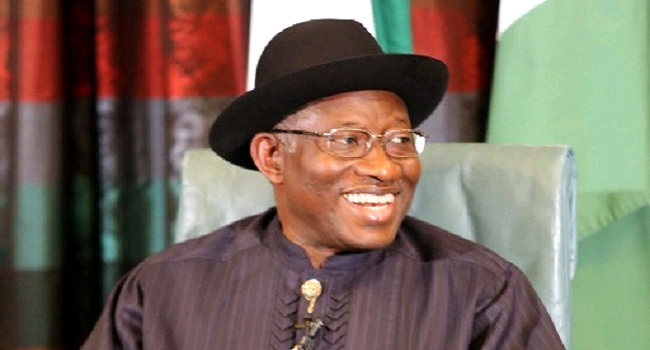 Jonathan calls for synergy to address security challenges