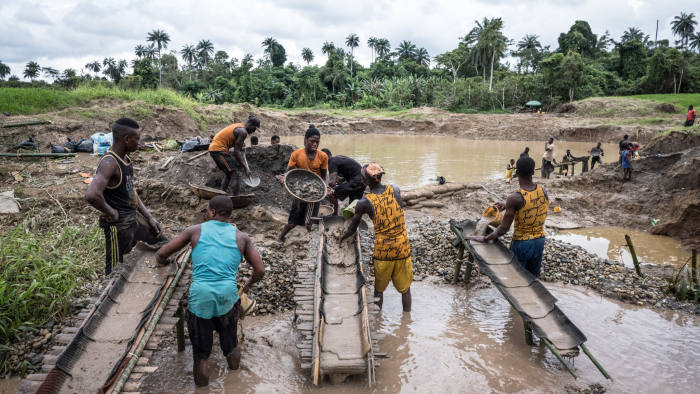 Minister tasks Miners to consider Host Communities in Operations