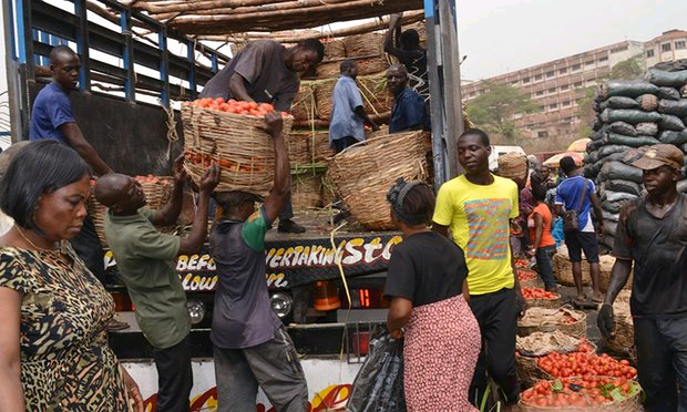Easter: Survey indicates prices of perishables soar in Lagos markets