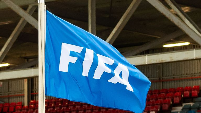 FIFA suspends Pakistan, Chad football federations