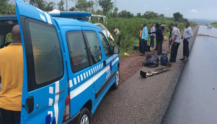 FRSC says drunk suspects driver kills one in Anambra
