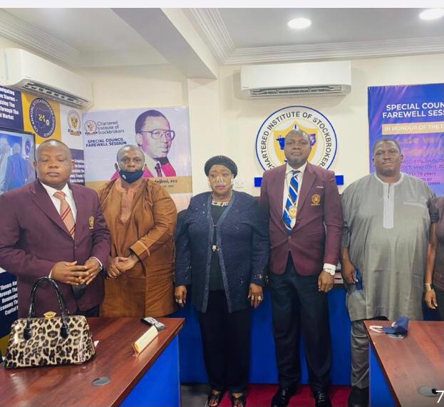 Securities Dealers eulogize Odejimi
